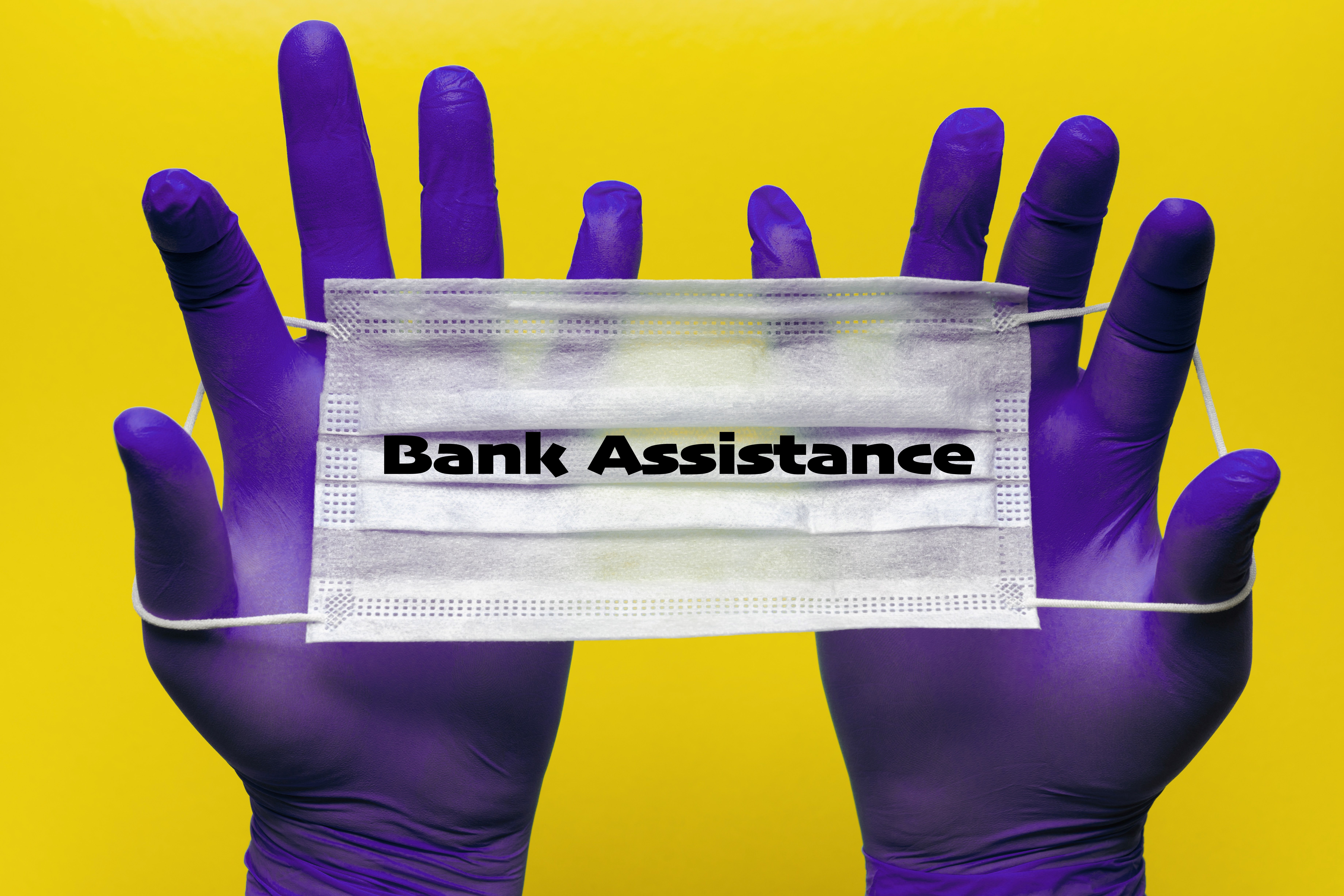 covid-19 bank assistance